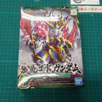 SDガンダム 三国創傑伝  張飛ゴッドガンダム [Zhang Fei God Gundam] 4573102567543 5056754