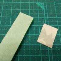 マニア模型オリジナル ヤスリクイックテープ(5枚入)