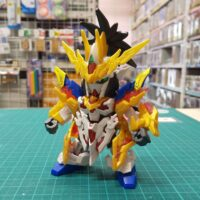 SDガンダム 三国創傑伝  劉備ユニコーンガンダム [Liu Bei Unicorn Gundam] 4573102567536 5056753