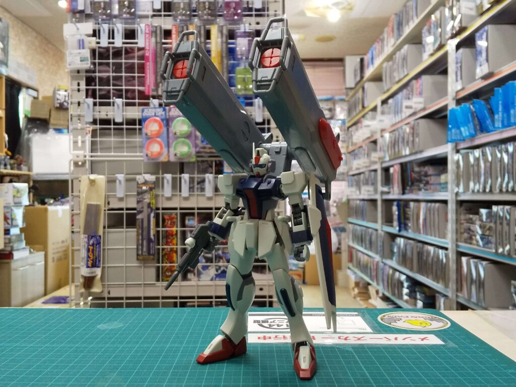 HGCE 1/144 ウィンダム&ダガーL用 拡張セット 正面