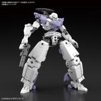 30MM 1/144 bEXM-14T シエルノヴァ[ホワイト] 試作画像1