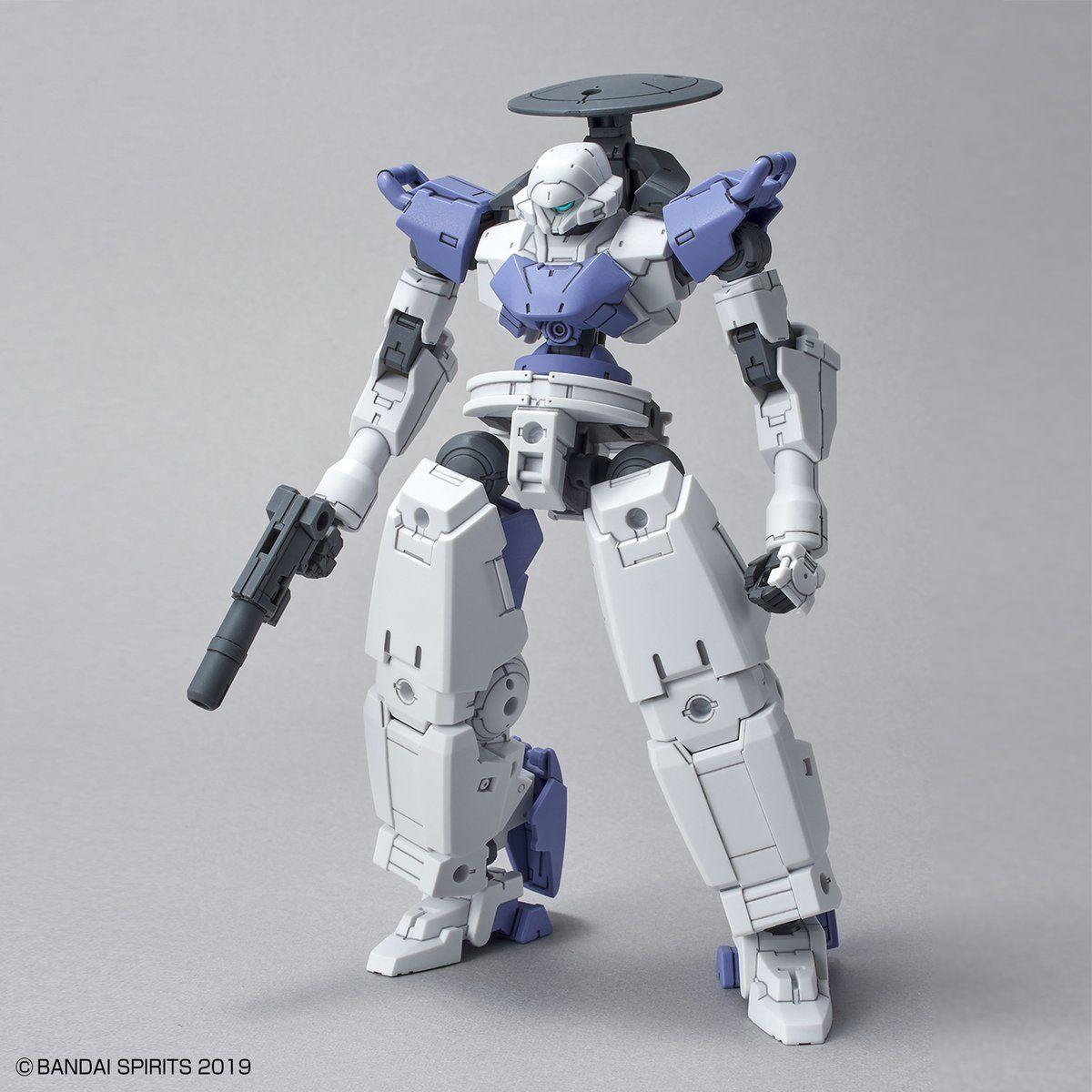 30MM 1/144 bEXM-14T シエルノヴァ[ホワイト]