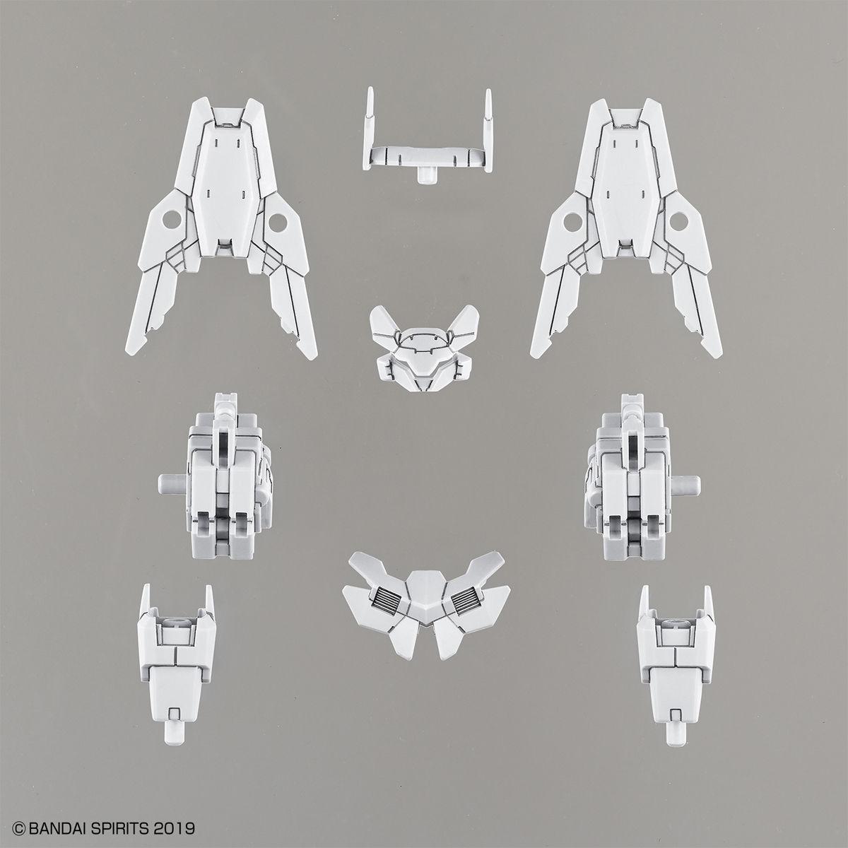 30MM 1/144 指揮官機用オプションアーマー[シエルノヴァ用/ホワイト] 4573102609359 5060935