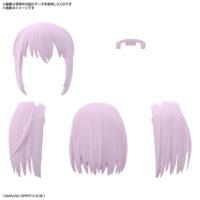 30MS オプションヘアスタイルパーツVol.4 全4種 ミディアムヘア3[ピンク2]