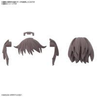 30MS オプションヘアスタイルパーツVol.4 全4種 ショートヘア3[ブラウン2]