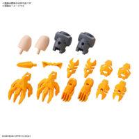 30MS オプションパーツセット1(スピードアーマー) 5061793 4573102617934 試作画像1