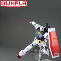 MG 1/100 RX-78-2 ガンダム(GUNDAM THE ORIGIN版)[ソリッドクリア/スタンダード] 公式画像6