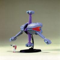 ベストメカコレクション 1/550 MAN-03 ブラウ・ブロ 公式画像1