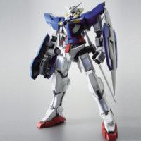 1/60 GN-001 ガンダムエクシア [Gundam Exia] 素組画像
