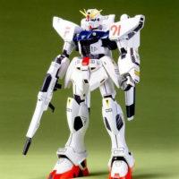 1/60 ガンダムF91 [Gundam F91] 公式画像1