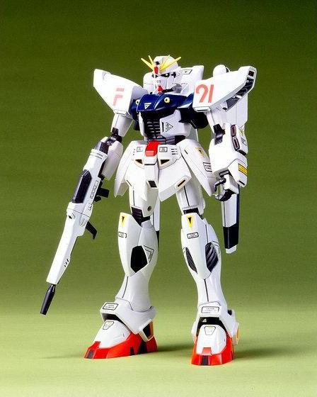 437731/60 ガンダムF91 [Gundam F91]