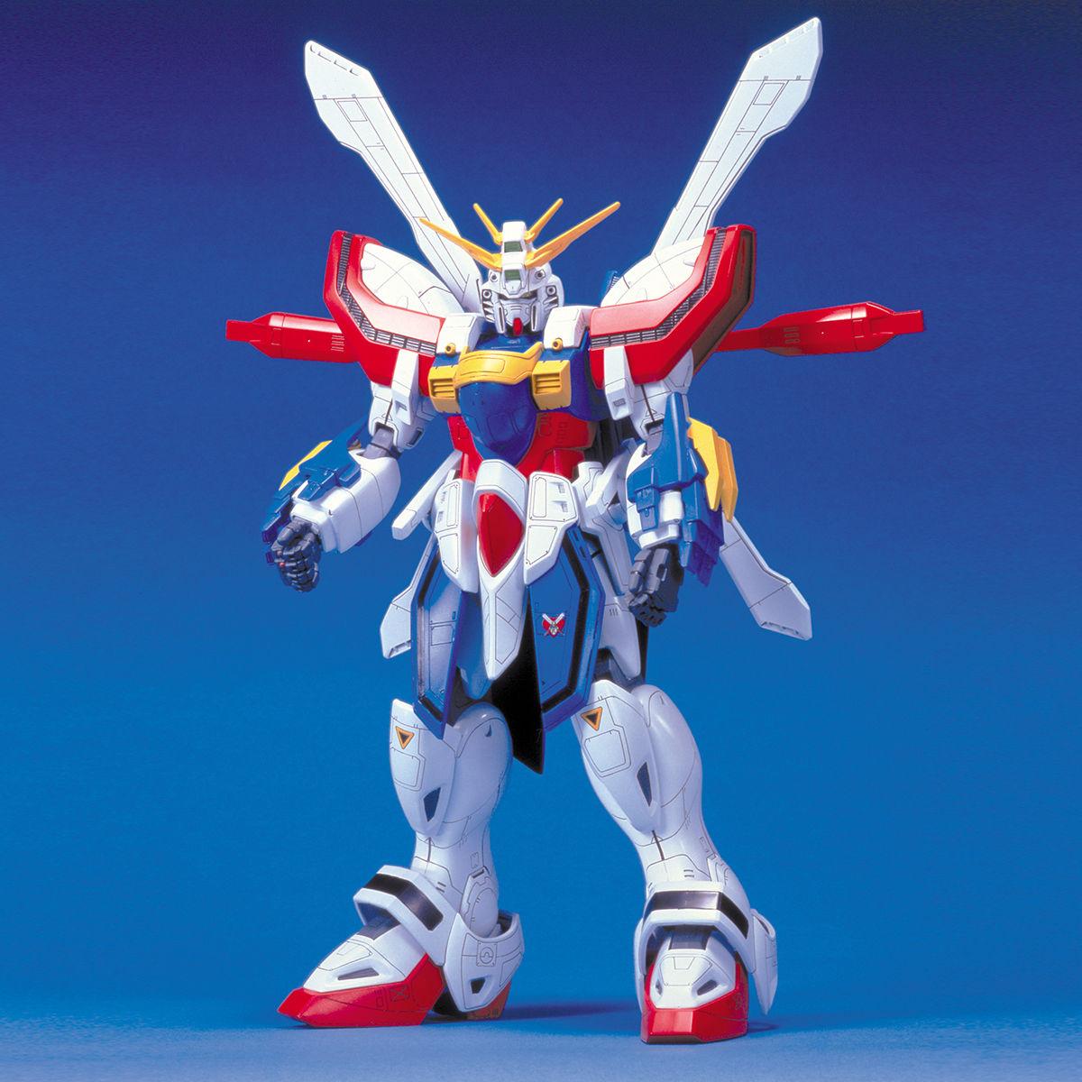 868481/60 GF13-017NJII ゴッドガンダム [God Gundam]