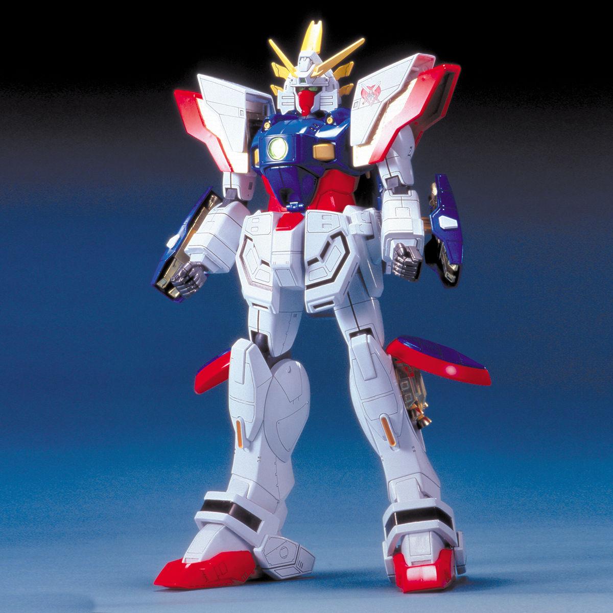 868441/60 GF13-017NJ シャイニングガンダム [Shining Gundam]