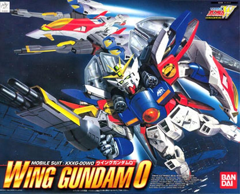 1/60 XXXG-00W0 ウイングガンダムゼロ [Wing Gundam Zero]