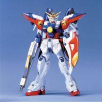 1/60 XXXG-00W0 ウイングガンダムゼロ [Wing Gundam Zero] 公式画像1