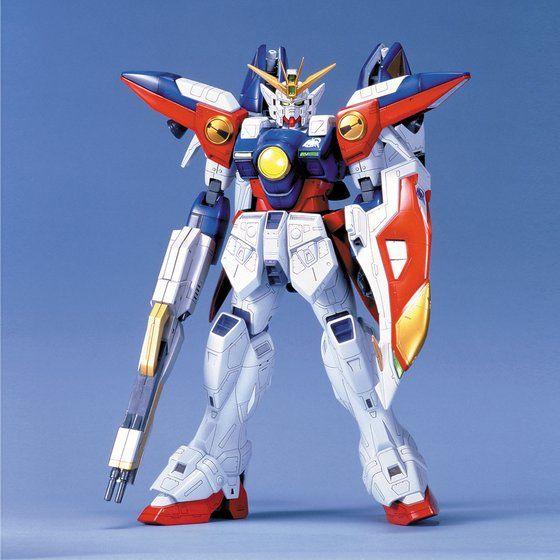 868521/60 XXXG-00W0 ウイングガンダムゼロ [Wing Gundam Zero]
