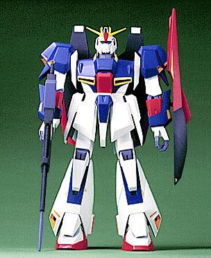 40227旧キット 1/60 MSZ-006 ゼータガンダム [Z Gundam]