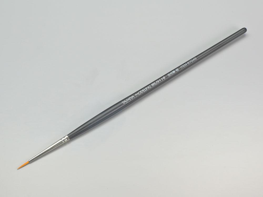 TAMIYA(タミヤ) モデリングブラシ No.49 モデリングブラシHF 面相筆 細