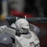 頭部バルカン砲