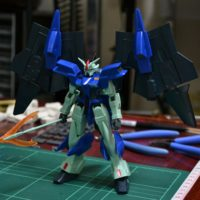 HG 1/144 OZ-19MASX ガンダムグリープ [Gundam Griepe]