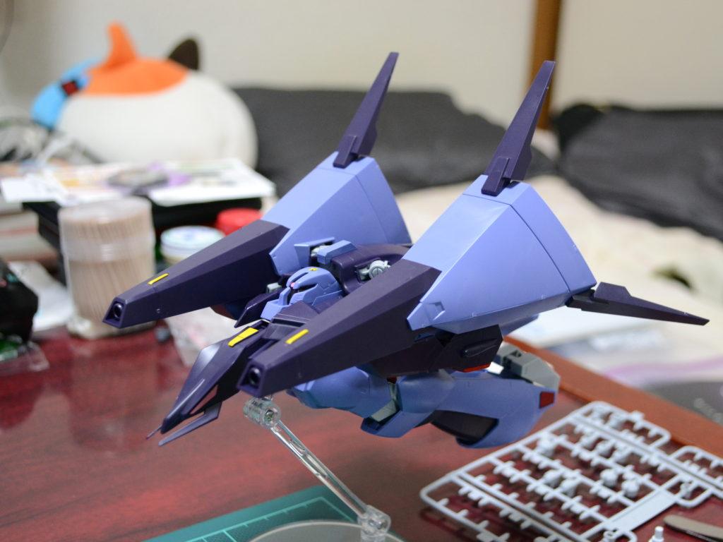 HGUC 1/144 PMX-000 メッサーラ 正面