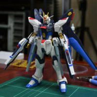 HGCE 1/144 REVIVE ZGMF-X20A ストライクフリーダムガンダム [Strike Freedom Gundam] 0209427 5055610