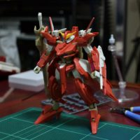 HG 1/144 GNW-002 ガンダムスローネツヴァイ [Gundam Throne Zwei]