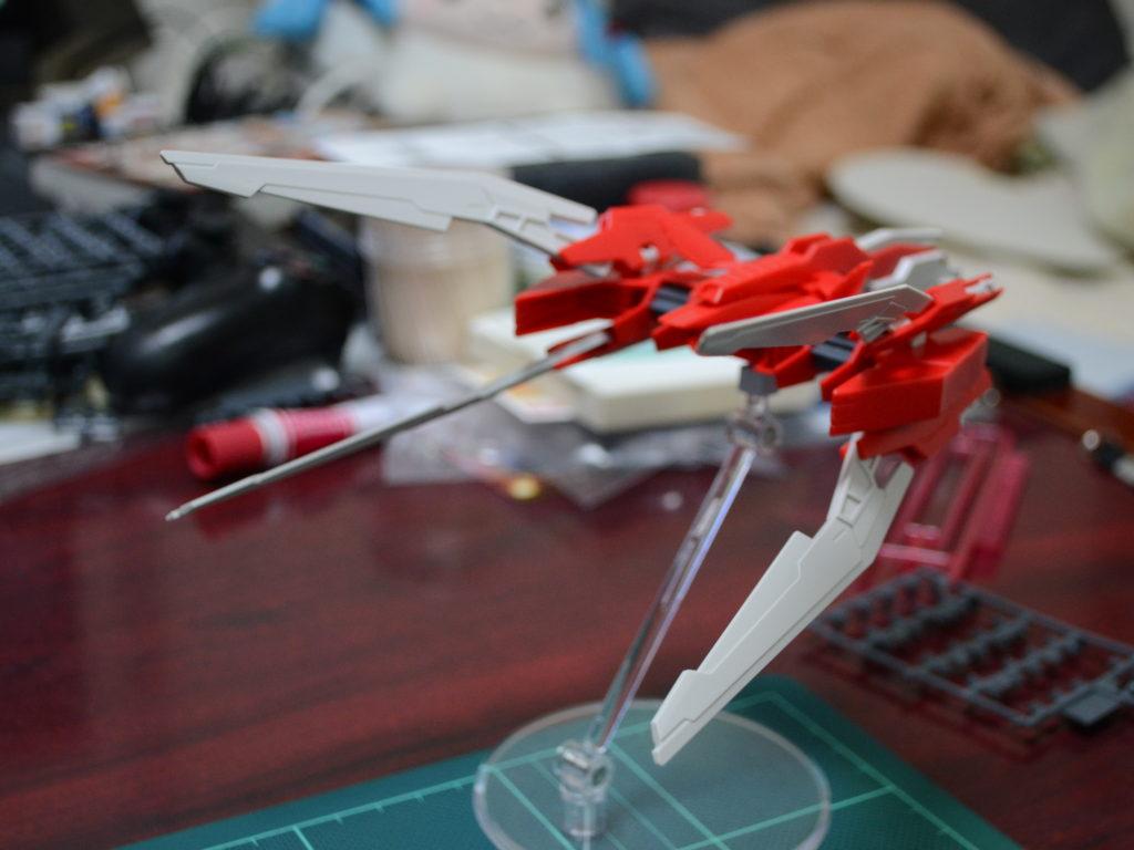 HGBC 1/144 ライトニングBWS Mk-III 背面