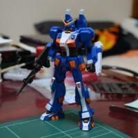 HG 1/144 RAG-79-G1 水中型ガンダム [Gundam Marine Type (Gundiver)] [TheORIGIN]