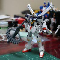 HGUC 1/144 XM-X1 クロスボーン・ガンダムX1改・改(スカルハート)[Crossbone Gundam X1 Custom II]