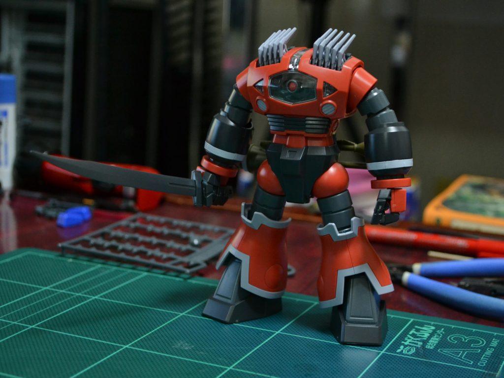 HGUC 1/144 MSM-08 ゾゴック(ユニコーンVer.) [Zogok (Unicorn Ver.)] 正面