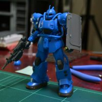 HG 1/144 MS-04 ブグ(ランバ・ラル機) [Bugu (Ramba Ral Custom)]