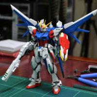 RG 1/144 GAT-X105B/FP ビルドストライクガンダムフルパッケージ [Build Strike Gundam Full Package]