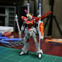 HGCE 1/144 REVIVE ZGMF-X56S/β ソードインパルスガンダム [Sword Impulse Gundam] 4549660145424