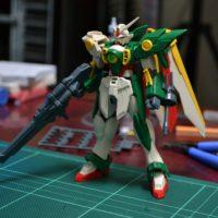 HGBF 1/144 XXXG-01Wf ウイングガンダムフェニーチェ [Wing Gundam Fenice] 0185149 5058788