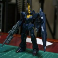 HGUC 1/144 RX-0[N] ユニコーンガンダム2号機 バンシィ・ノルン(ユニコーンモード) [Unicorn Gundam 02 Banshee Norn (Unicorn Mode)]
