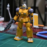 HG 1/144 RCX-76-01 ガンキャノン 機動試験型/火力試験型 [Guncannon Mobility Test Type/Firepower Test Type]