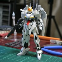HGBF 1/144 GSX-40100 ルナゲイザーガンダム [Lunagazer Gundam]