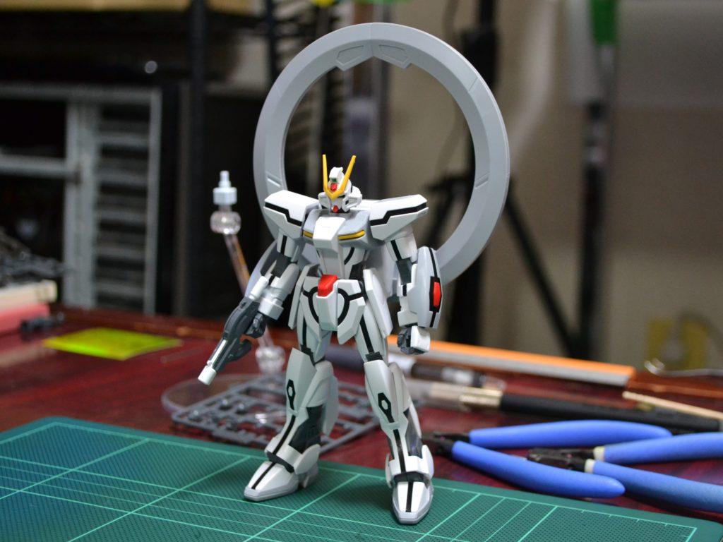 HG 1/144 GSX-401FW スターゲイザーガンダム [Stargazer Gundam] 正面