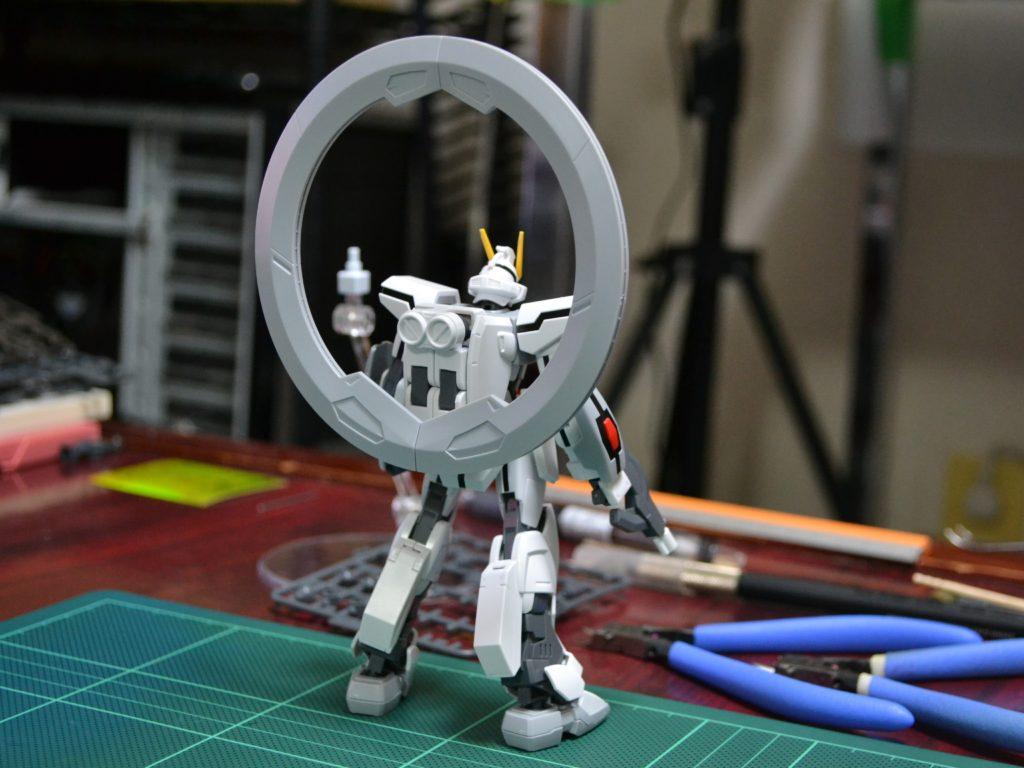 HG 1/144 GSX-401FW スターゲイザーガンダム [Stargazer Gundam] 背面
