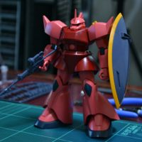 HGUC 1/144 MS-14S シャア専用ゲルググ [Gelgoog (Char Aznable Custom)] 0146727 5060662 4573102606624 4543112467270