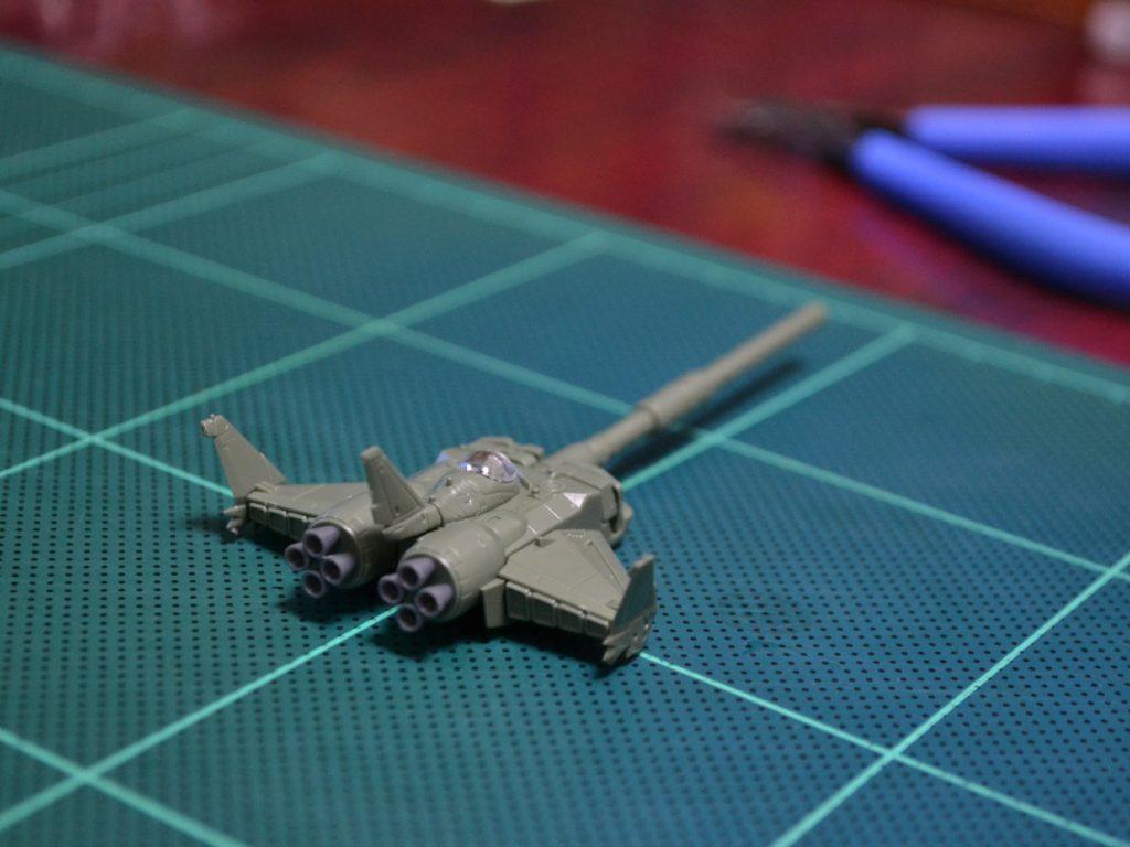 EX 1/144 マゼラ・アタック(2種セット) [Magella Attack] 背面
