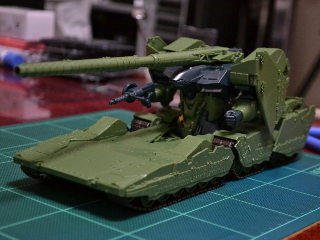 EX 1/144 YMT-05 ヒルドルブ [HILDOLFR] 正面