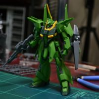 HGUC 1/144 AMX-107 バウ(量産型)[Bawoo (Mass Production colors)]