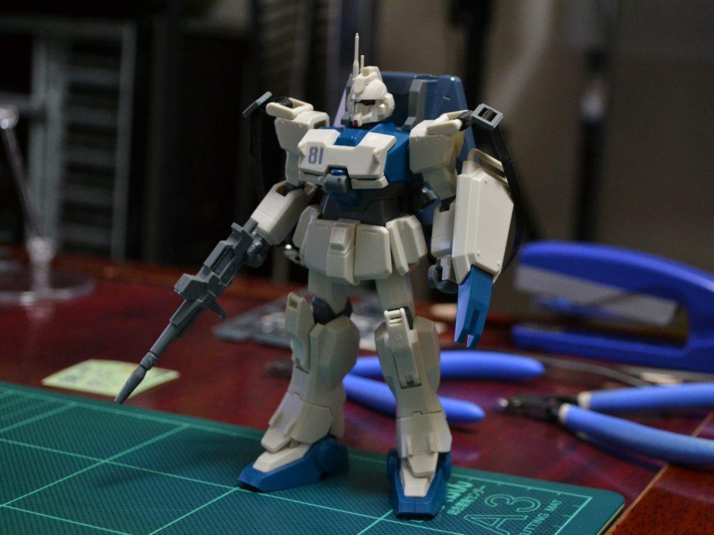 HG 1/144 RX-79[G] ガンダムEz8(イージーエイト) [Gundam Ez8] 正面