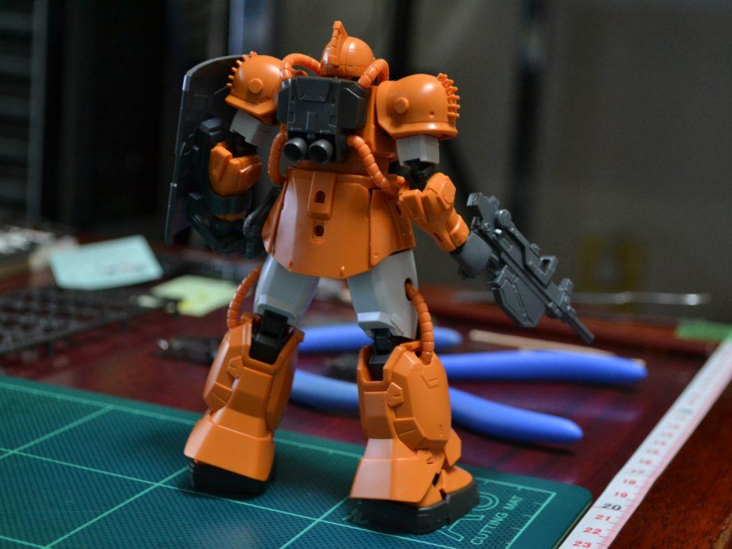 HG 1/144 MS-04 ブグ [Bugu] [TheORIGIN] 背面