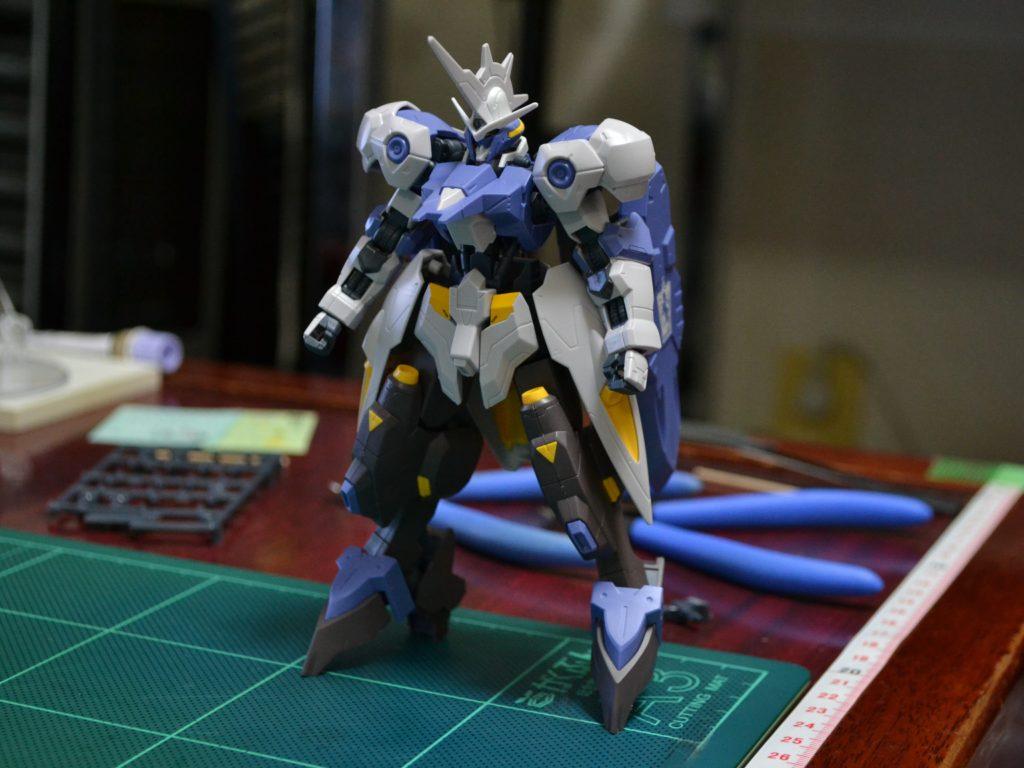 HG 1/144 ASW-G-66 ガンダムキマリスヴィダール [Gundam Kimaris Vidar] 正面