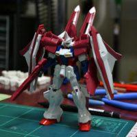 HG 1/144 OZX-GU01LOB ガンダムエルオーブースター [Gundam L.O. Booster]