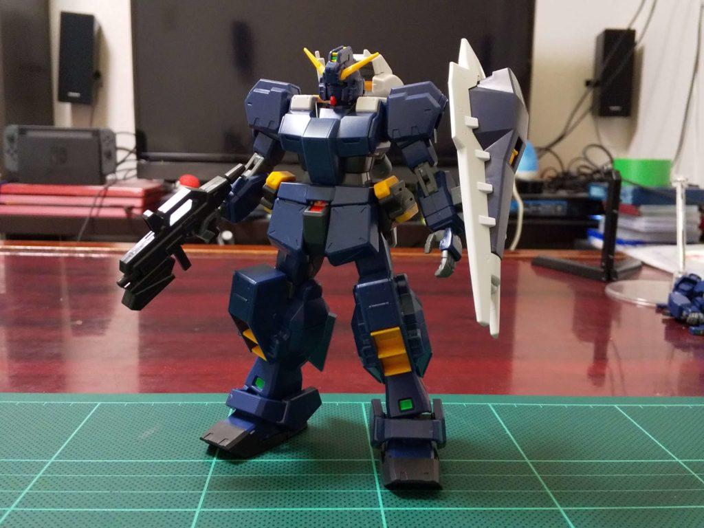 RX-121 ガンダムTR-1〈ヘイズル〉(フルアーマー・タイプ) [Gundam TR-1 [Hazel] Full Armor Form] 正面
