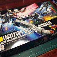 HGUC 1/144 LM312V04 ヴィクトリーガンダム [Victory Gundam] ビクトリーガンダム Vガンダム